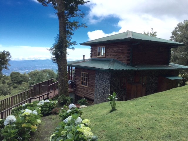 Remax real estate, Costa Rica, Barva - San José de la Montaña, HOME IN A MOUNTAIN NATURE PARADISE