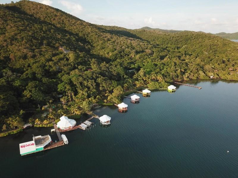 Remax real estate, Honduras, Roatan, New Port RoyalMango Creek Lodge