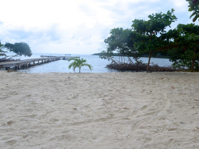 Remax real estate, Honduras, Roatan, Lot  16Mariposa on Carib Bight