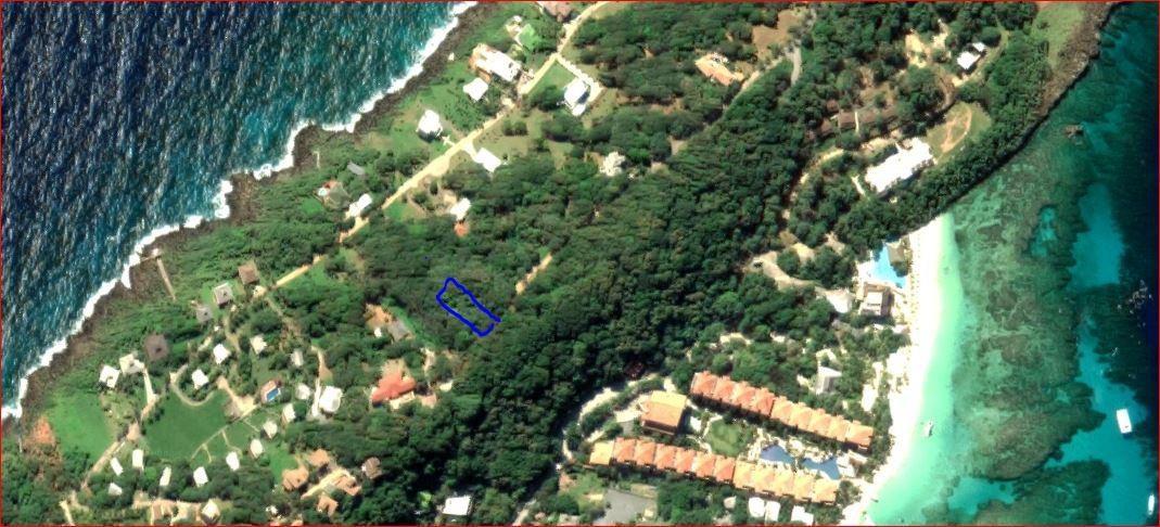 Remax real estate, Honduras, Roatan, Top Of The Hill Lot  16Latitude 16  0.41 Acre