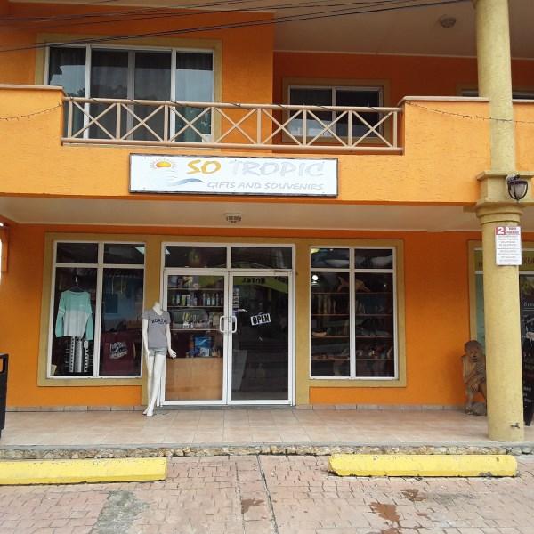 Remax real estate, Honduras, Roatan, West Bay MallSo Tropic Gift Store