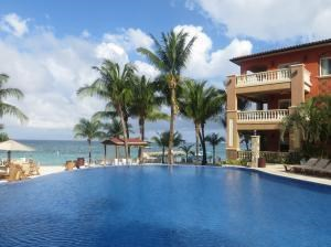 Remax real estate, Honduras, Roatan, 2 bed 2 bath CondoWest BayInfinity Bay Condo 1403