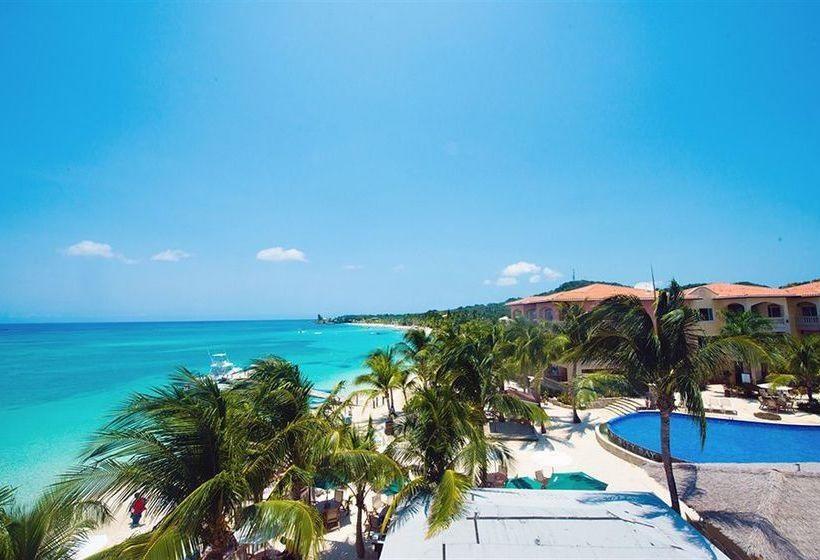 Remax real estate, Honduras, Roatan, West Bay BeachBeachfront Condo Infinity Bay