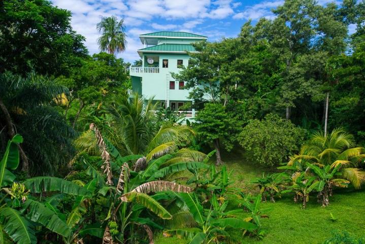 Remax real estate, Honduras, Roatan, West Bay RoadCasa Verde
