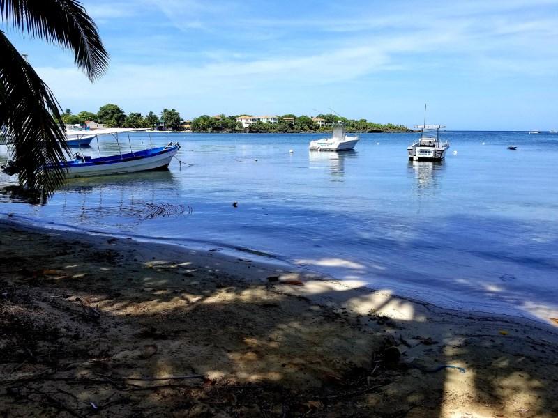Remax real estate, Honduras, Roatan, Half Moon Bay West End3.5 acres Developers Land