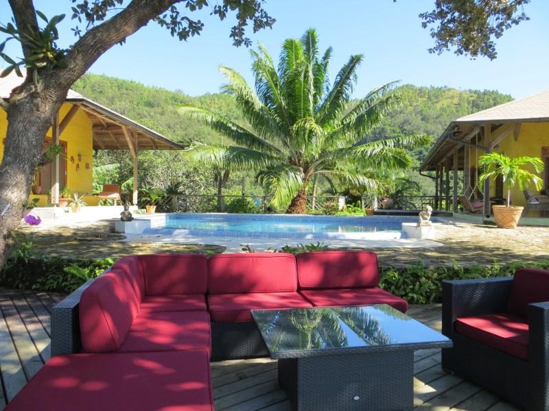 Remax real estate, Honduras, Utila, located inThe Mariposa home
