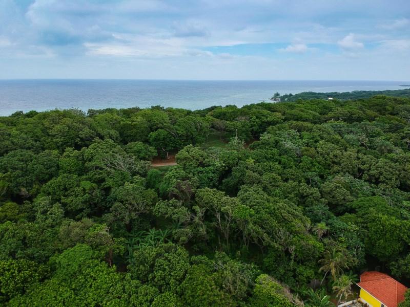 Remax real estate, Honduras, Roatan, A non HOA environmentLot 14 at Latitude 16