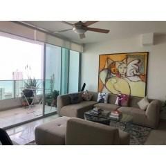 Remax real estate, Panama, Panamá - San Francisco, Se Alquila apartamento en PH Harmony Tower