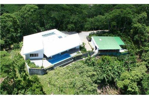 Remax real estate, Costa Rica, Nosara, Hollywood Hills style Villa, Modern Masterpiece