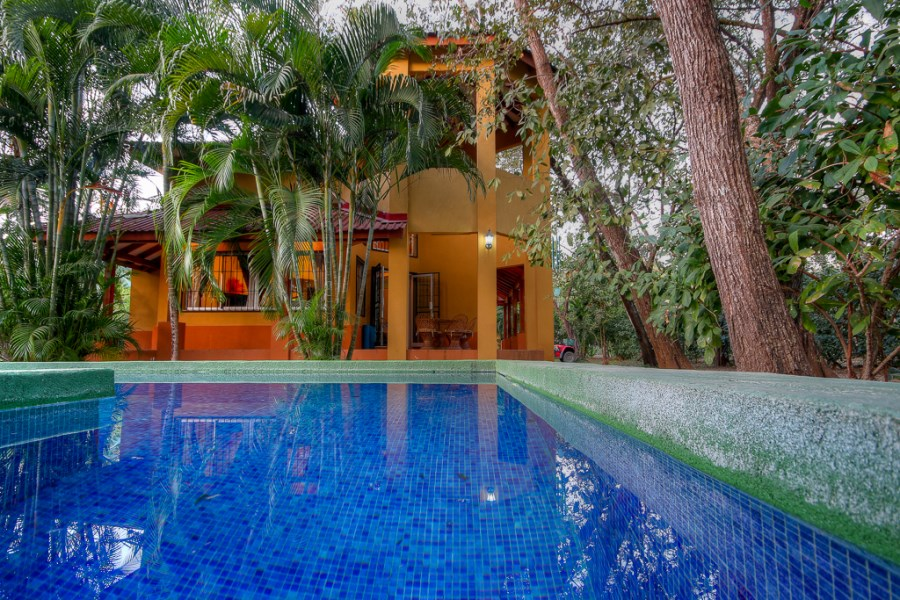 Remax real estate, Costa Rica, Nosara, Nature in Nosara,  Home with Pool and Casita,  Priced to Sell - SOLD