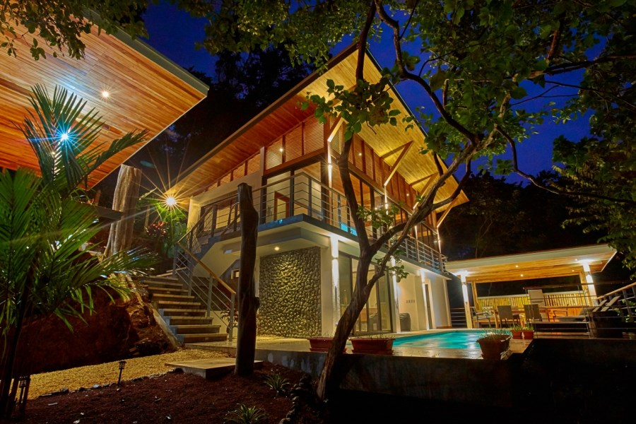 Remax real estate, Costa Rica, Nosara, Four Bedroom Luxury Home in K Section, Walk to Beach and Bodhi Tree
