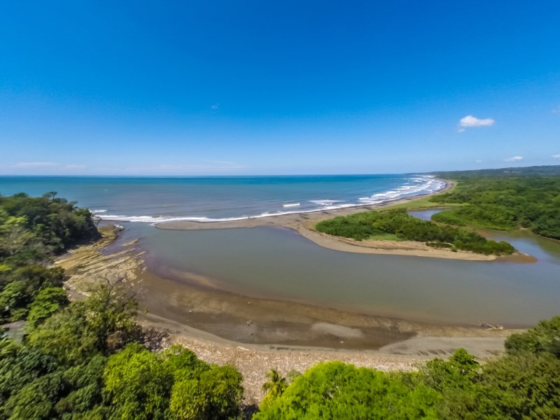 Remax real estate, Costa Rica, Nosara, Waterfront Home with Room to Expand