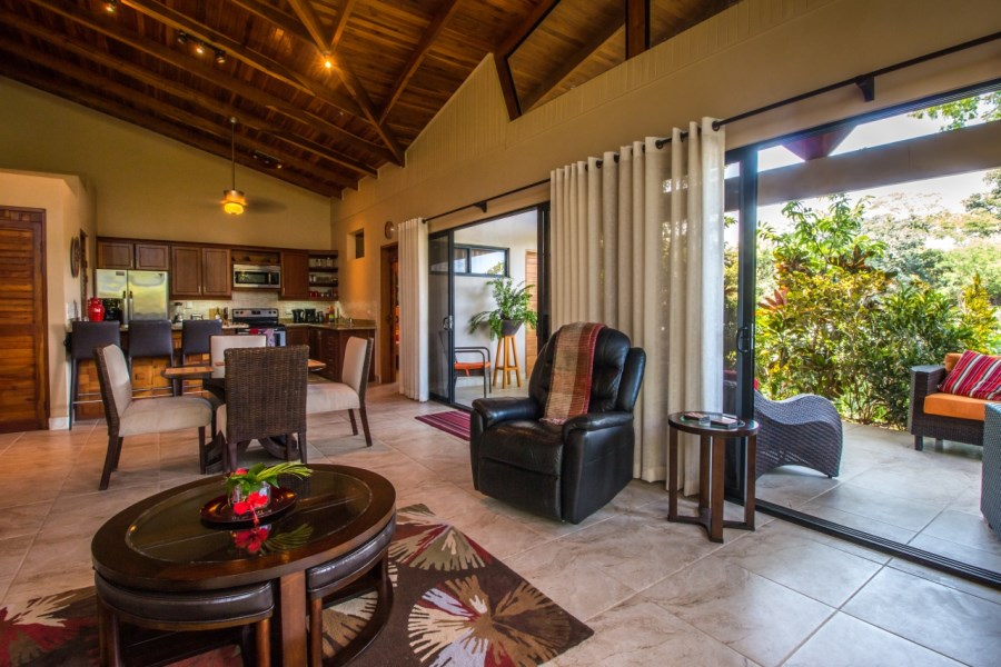 Remax real estate, Costa Rica, Nosara, Private & Gated Surf and Tennis Community - 3 Bedroom Villa