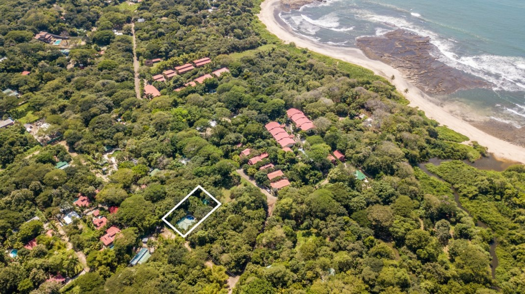 Remax real estate, Costa Rica, Nosara, Family compound - Steps to Pelada Beach