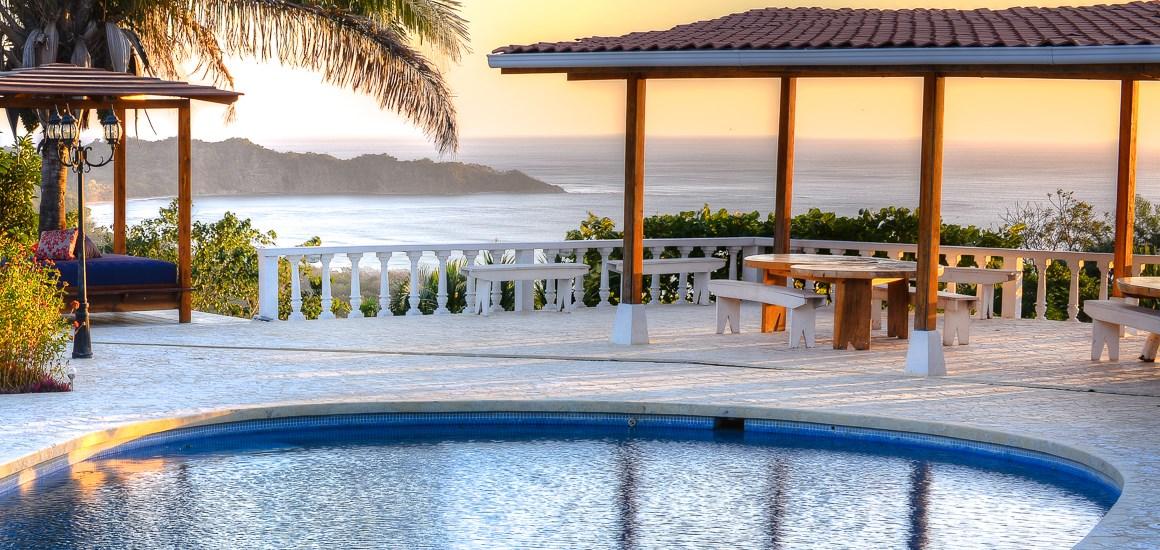 Remax real estate, Costa Rica, Nosara, Beach Resort with Massive Views in Playa Guiones