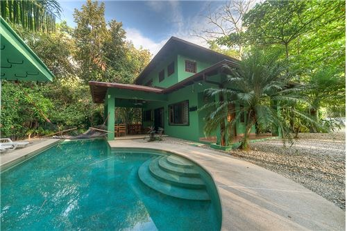 Remax real estate, Costa Rica, Nosara, Guiones Beach Home Steps to Beach & Shops - SOLD