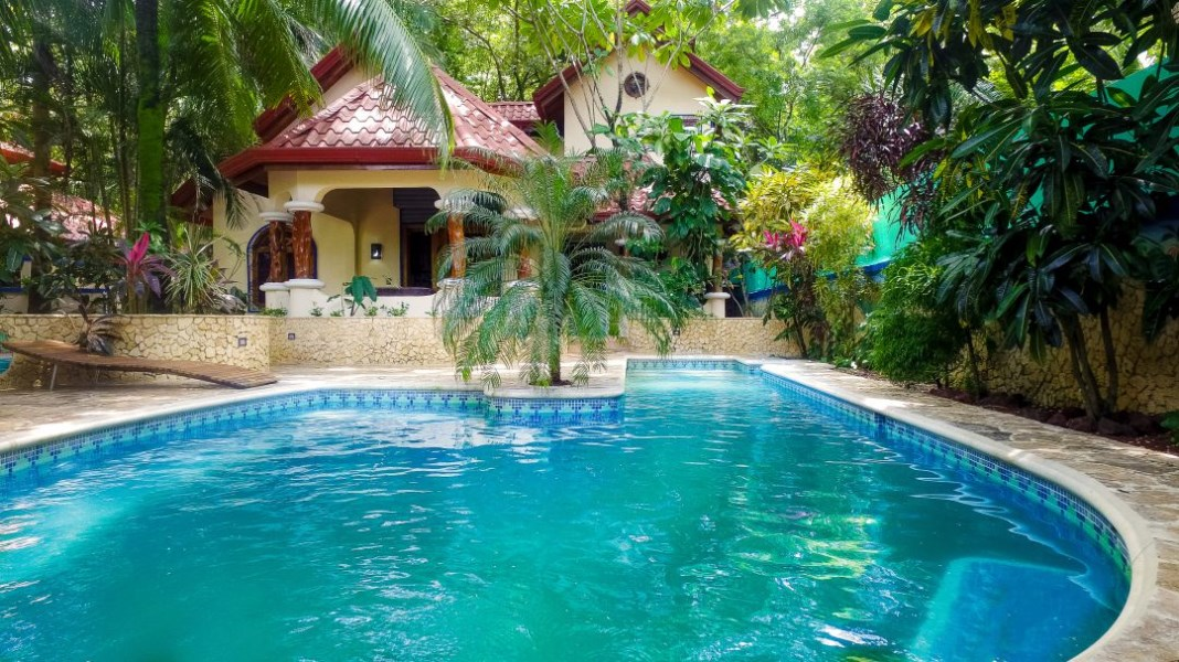 Remax real estate, Costa Rica, Nosara, Shangri La- Traditional Home in the Heart of Guiones Beach-SOLD