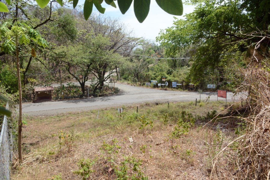 Remax real estate, Costa Rica, Nosara, Commercial Lot on Main Road and Nosara Yoga Institute