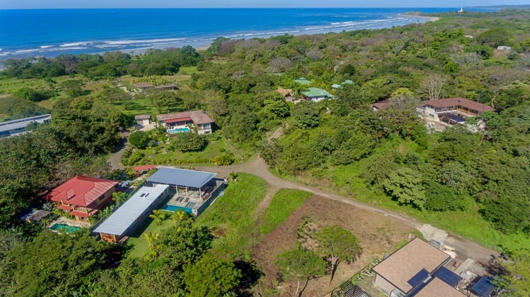 Remax real estate, Costa Rica, Nosara, Guiones Beach Club - Building Lot - SOLD