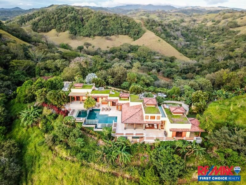 Remax real estate, Costa Rica, Nosara, Hacienda La Trinidad - A Stunning Private Estate with Massive Ocean Views just Minutes From Nosara