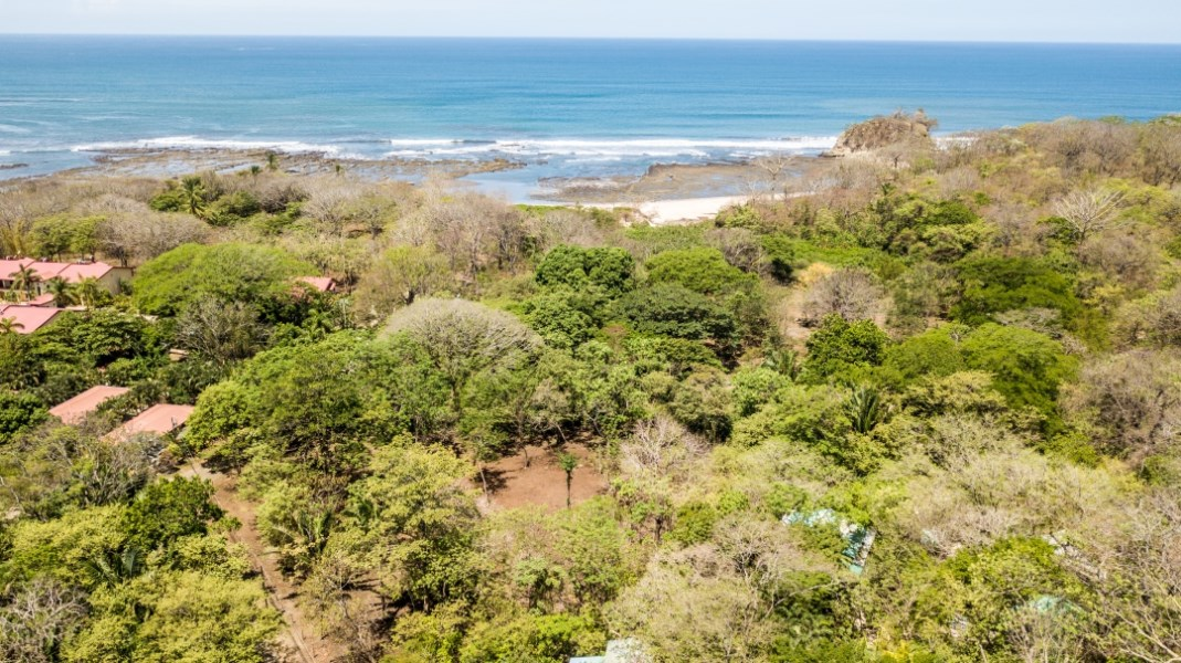 Remax real estate, Costa Rica, Nosara, Large, Fully Buildable Lot Located Less than a Minute From Playa Pelada Sand and Bordering Protected Parkland
