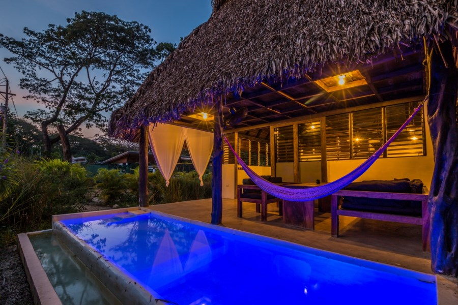 Remax real estate, Costa Rica, Nosara, Exclusive Listing Villas Oaku - Boutique Jungle Style Accommodations