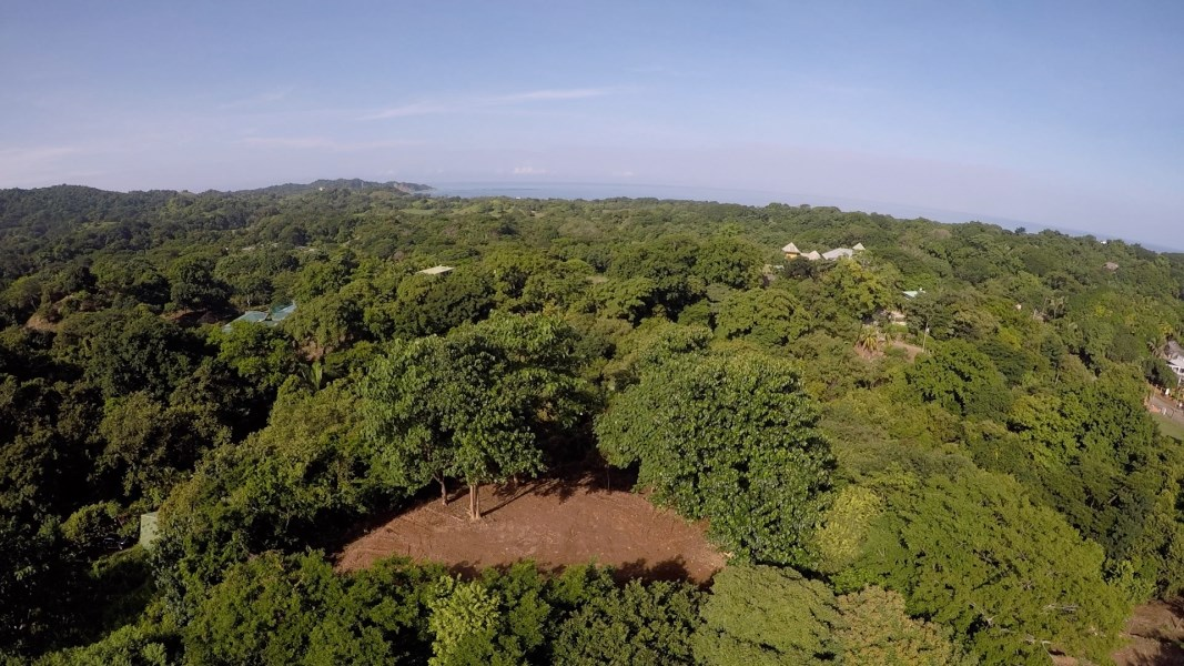 Remax real estate, Costa Rica, Nosara, Ocean View Lot-Close to Guiones - Sold