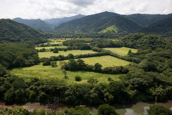 Remax real estate, Costa Rica, Nosara, Vast Riverfront Property with Stunning Nature and 2 Homes