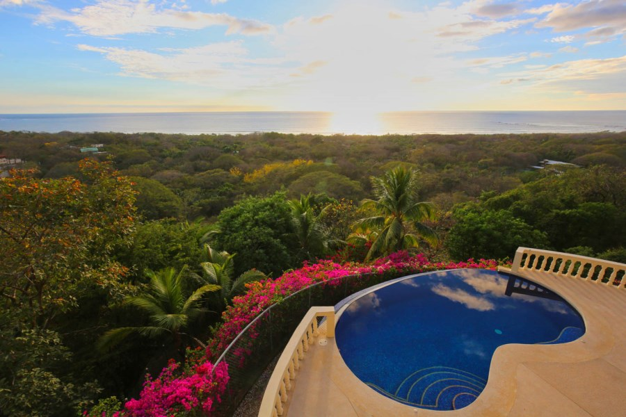 Remax real estate, Costa Rica, Nosara, This is the best one. #1 Rated Ocean View Property in All of Guiones