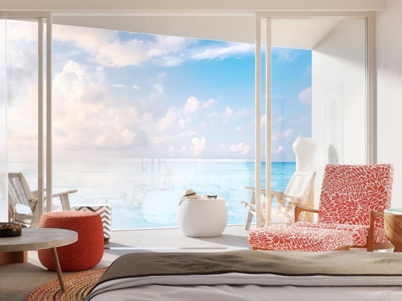RE/MAX real estate, Turks and Caicos, Grace Bay, Andaz Turks and Caicos Beachfront Condo-Hotel