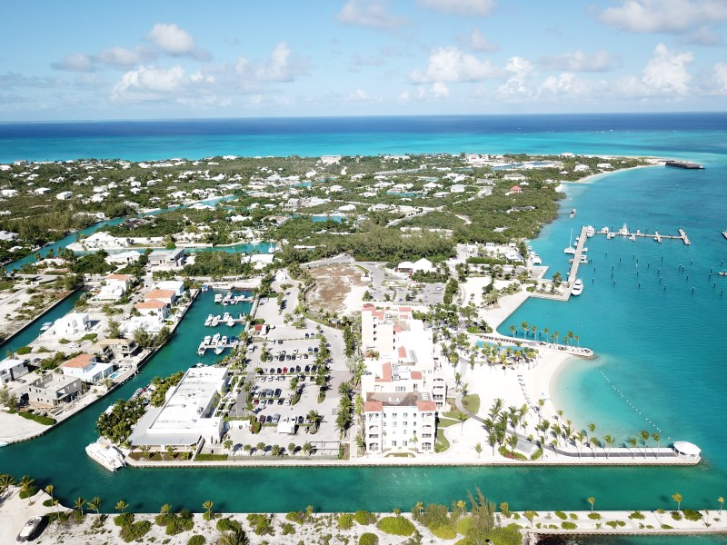 RE/MAX real estate, Turks and Caicos, Leeward, Two bedroom Corner unit Blue Haven Resort