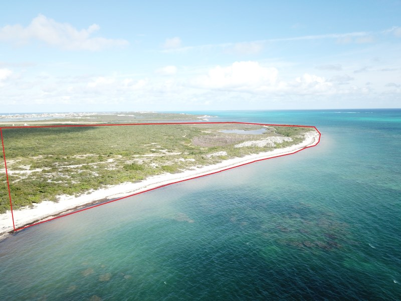 RE/MAX real estate, Turks and Caicos, Back Salina, 161 Acre Prime Hotel Tourism Development site7084000 in Grand Turk, Turks and Caicos Islands