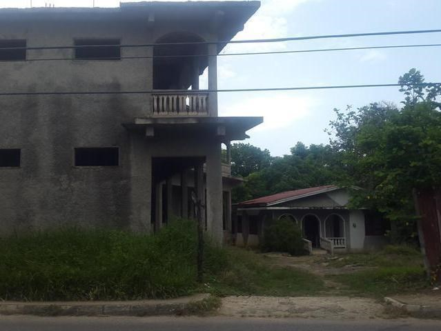 RE/MAX real estate, Jamaica, Lucea, GREEN ISLAND	 COMMERCIAL BLDG MLS# 30312