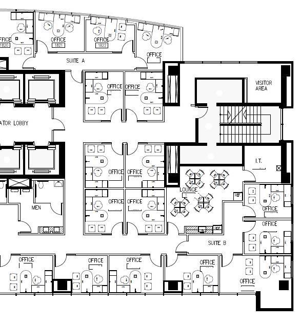 Remax real estate, Guatemala, Guatemala City, RENTA DE  AMPLIA OFICINA EN ZONA PRADERA