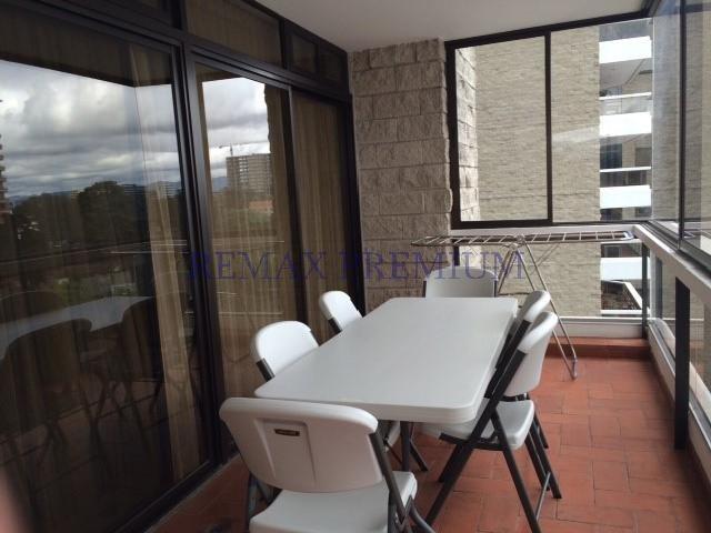 Remax real estate, Guatemala, Guatemala City, ALQUILER BONITO APARTAMENTO EN ZONA 10 TIFFANY I CON 2 DORMITORIOS Y DORMITORIO DE SERVICIO