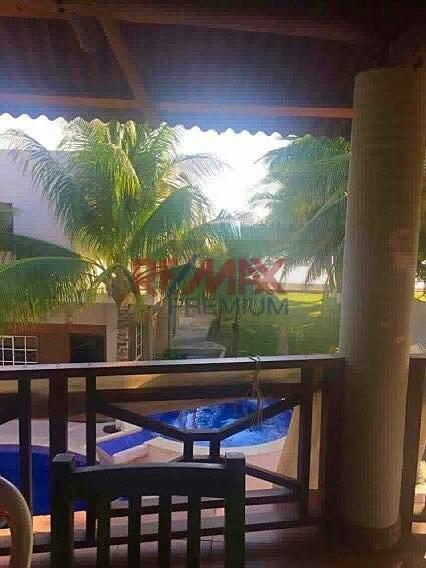 Remax real estate, Guatemala, Guatemala City, VENTA DE PRECIOSA CASA FRENTE AL MAR IDEAL PARA HOTEL CON CASA PRINCIPAL Y BUNGALOWS AMUEBLADA Y EQUIPADA