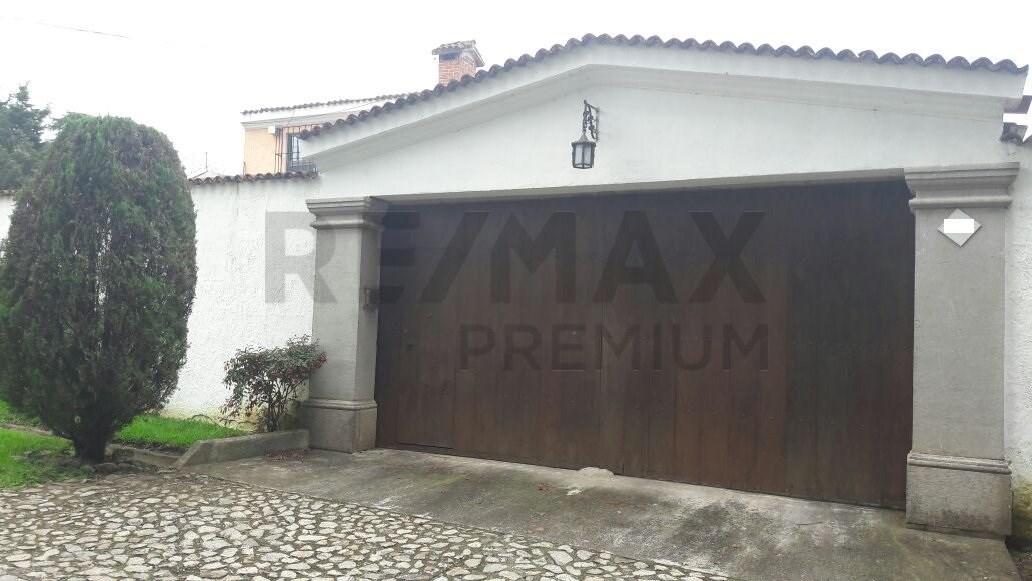 Remax real estate, Guatemala, Guatemala City, ALQUILO CASA EN CONDOMINIO ECOLÓGICO LLANO ALTO CERCA DE CASA DE DIOS DE 4 DORMITORIOS