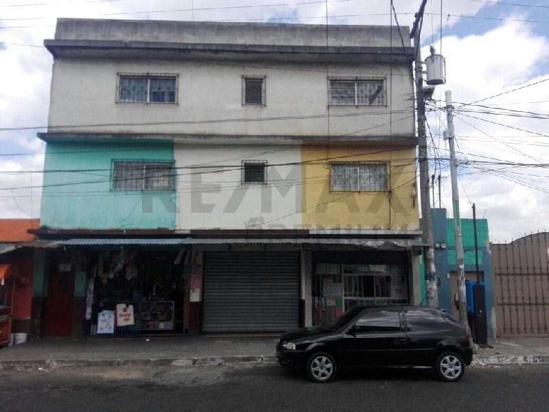 Remax real estate, Guatemala, Guatemala City, VENTA DE EDIFICIO PARA INVERSIONISTAS EN ZONA 11 COLONIA CASTAÑAS