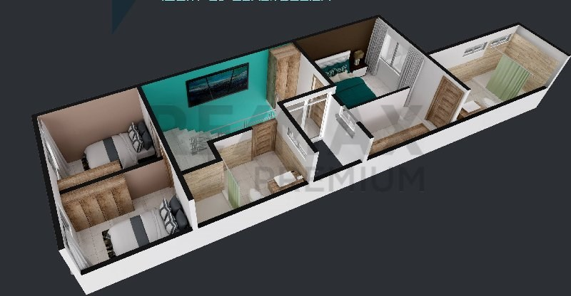 Remax real estate, Guatemala, Guatemala City, VENTA DE 2 ACOGEDORAS CASAS EN ZONA 16 CON DOBLE GARITA