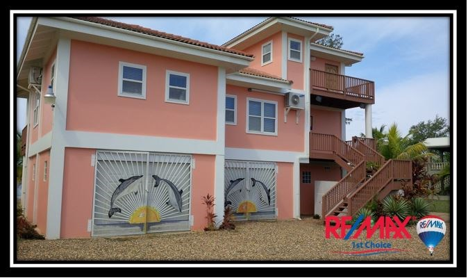 Remax real estate, Belize, Sittee River, H3617 - Exquisite Villa on the Caribbean Sea