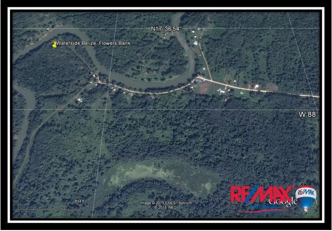 Remax real estate, Belize, Flowers Bank, L3610 - Lot #29 - Tropical Paradise 2
