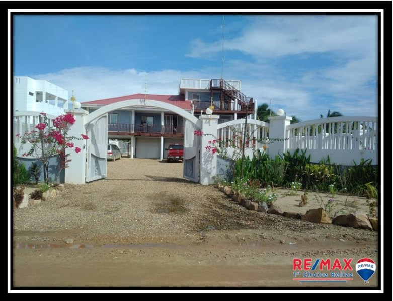 Remax real estate, Belize, Sittee River, H3678  -  4 Bedroom Beach House and Guest House Phase 4 Sittee Point Estates
