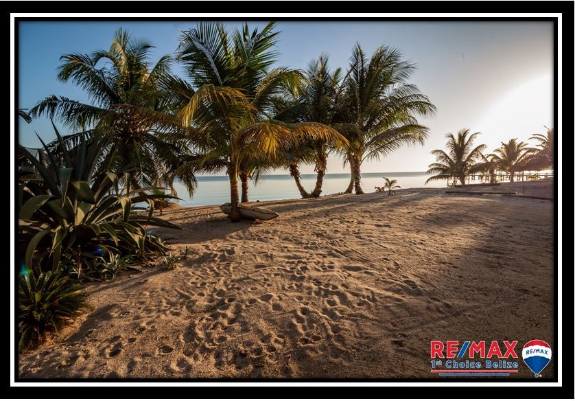 Remax real estate, Belize, Hopkins, 3207 - Beach House on Best Beach in Belize