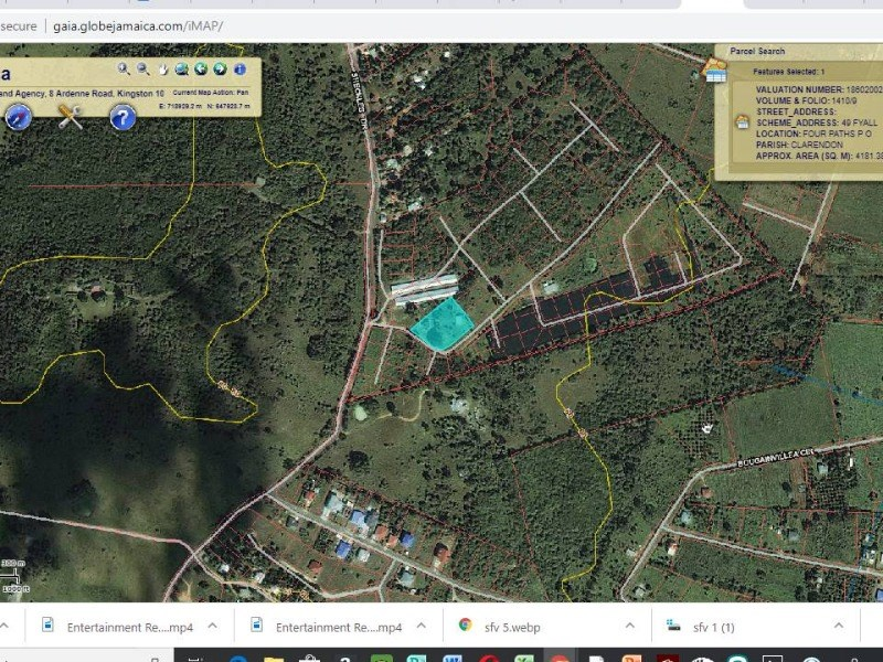RE/MAX real estate, Jamaica, Four Paths, Lot # 49 Part of Fyall, Four Paths, Clarendon Clarendon Four Paths