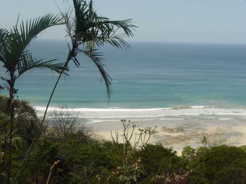 Remax real estate, Costa Rica, Santa Teresa, PLAYA HERMOSA SANTA TERESA BEACH VIEW LAND