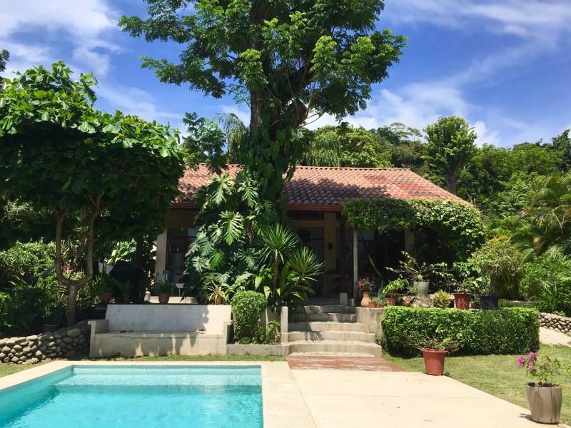 Remax real estate, Costa Rica, Santa Teresa, Playa Hermosa Unique Beach Home