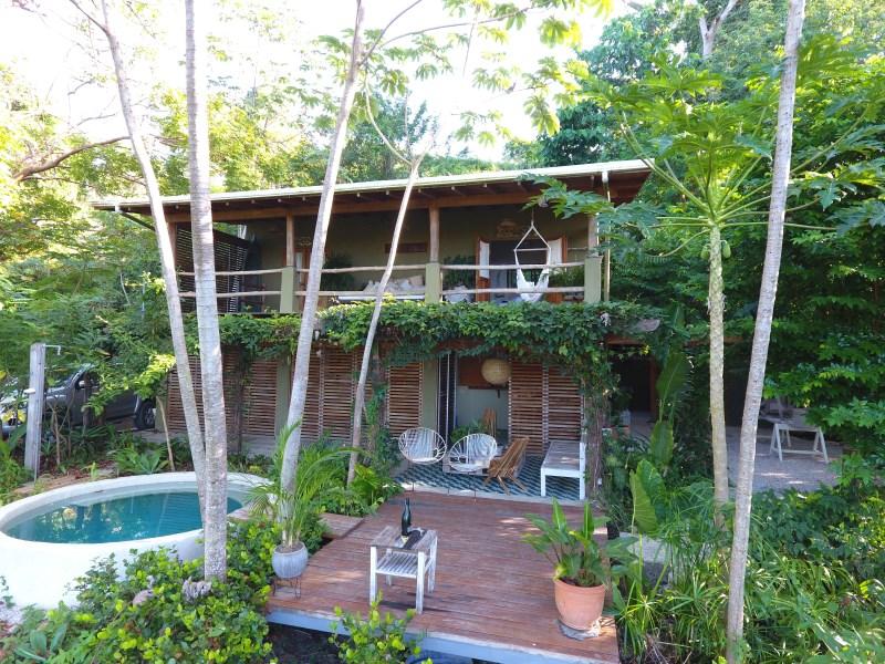 Remax real estate, Costa Rica, Mal País, MALPAIS RUSTIC CHIC HOMES