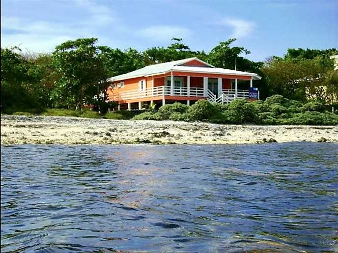 Remax real estate, Honduras, Utila, South Shore Reef House