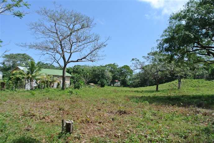 Remax real estate, Honduras, Utila, Pumpkin Hill Road Home Site
