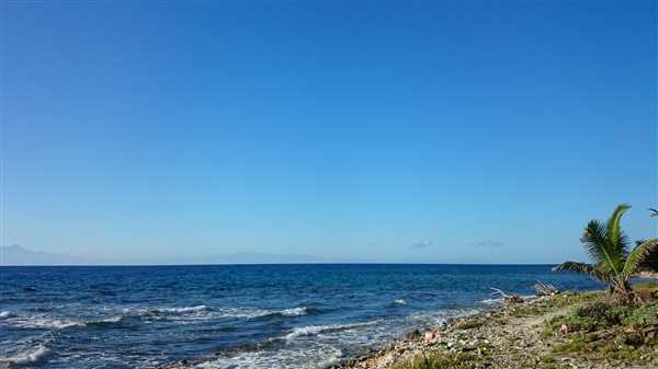 Remax real estate, Honduras, Utila, 85 + Feet of Beachfront on the South Shore